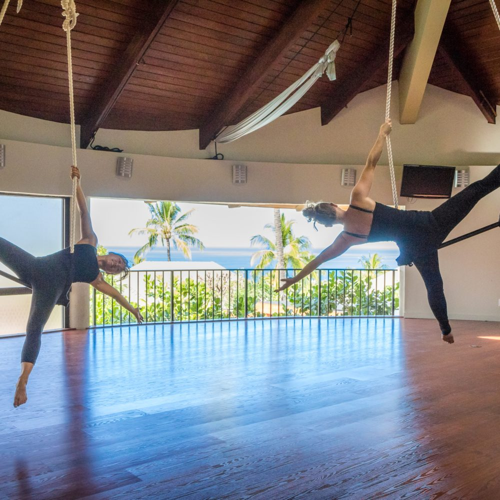 Holiday Aerial Dance Drop In Classes
