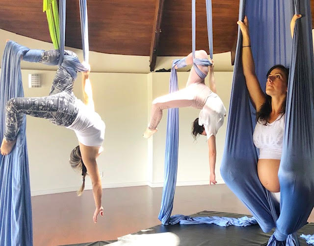 May 18th 2019: BLOOM~ Aerial Dance Showcase Performance