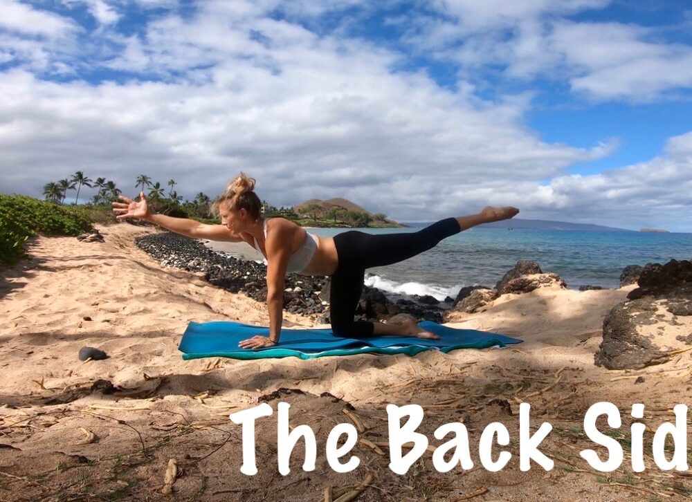 """The """"Back"""" Side: Strength for glutes and back"""