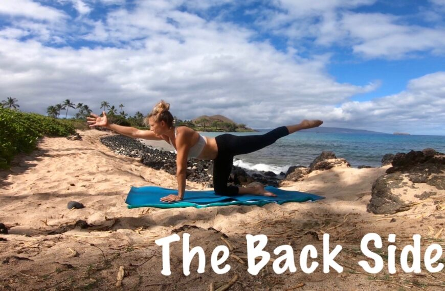 "The ""Back"" Side: Strength for glutes and back"