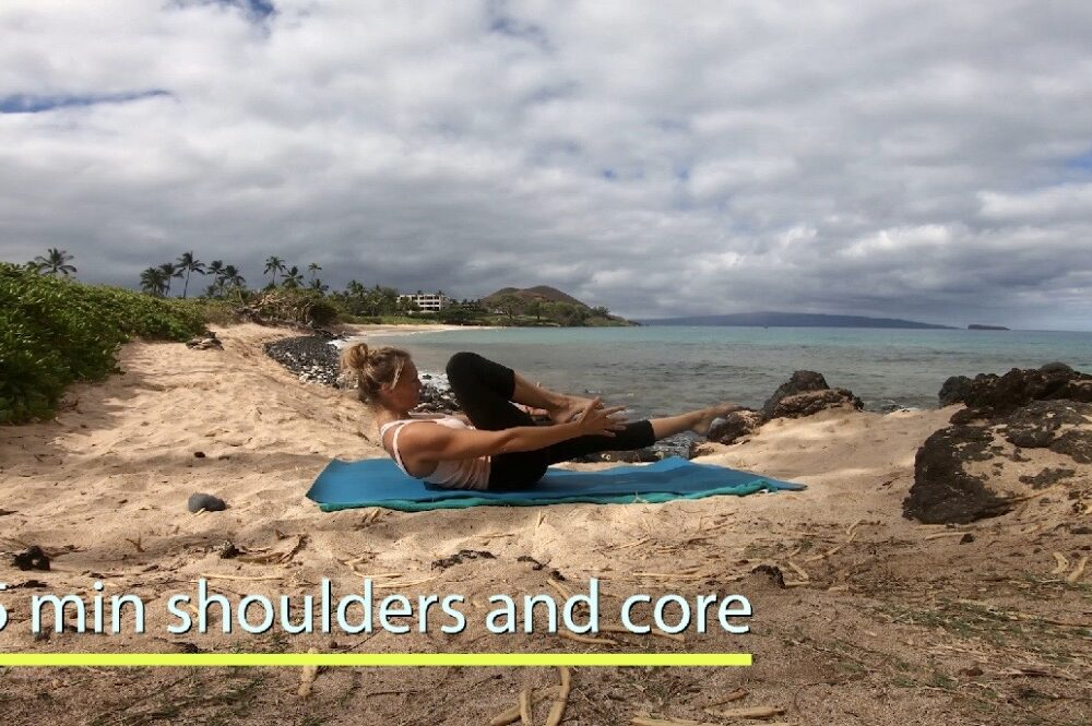 Strength for Shoulders and Core