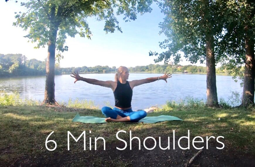 6 Minute Shoulders